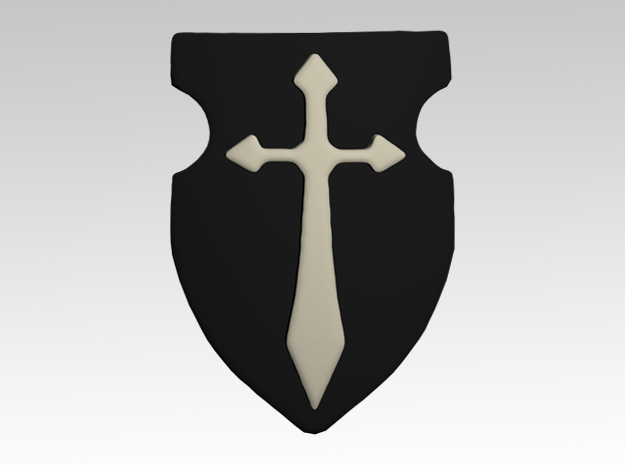 Sword & Shield Shoulder Icons x50