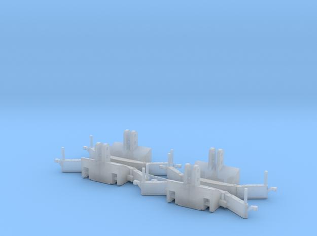 1/87 H0 TractorBumper mit Gewicht (4er Set)