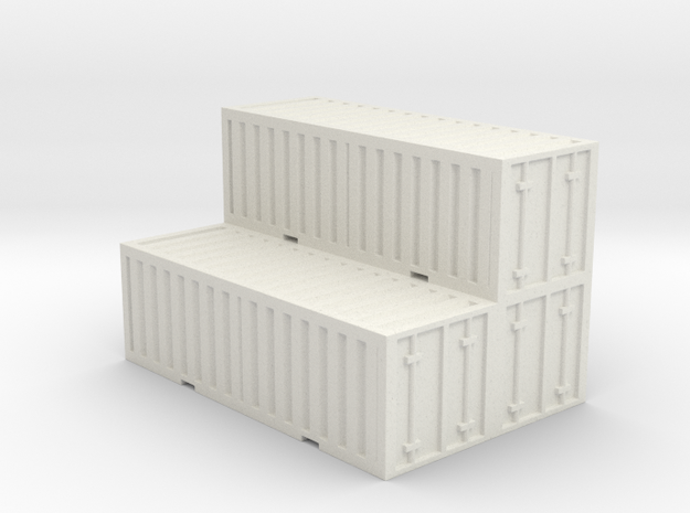 Shipping Container - Cluster