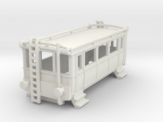o-148-wcpr-drewry-small-railcar-1 in White Natural Versatile Plastic