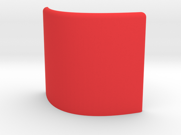 DJI SPARK Wi-Fi Booster in Red Processed Versatile Plastic