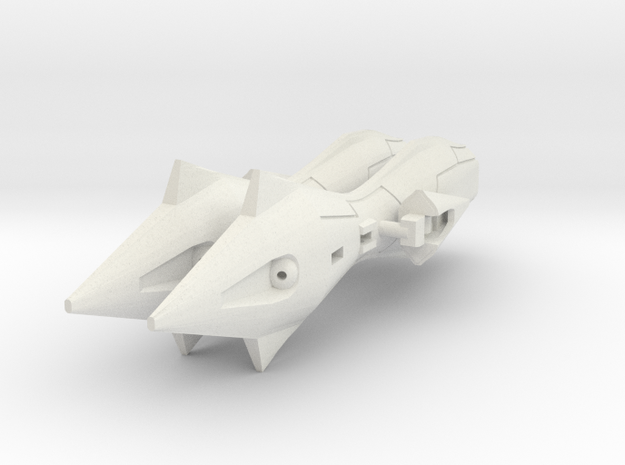 VHMM or PaCSWS 1G missiles (2x) in White Natural Versatile Plastic: 1:60