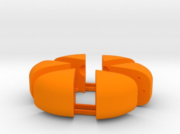 Cheese Wheel for Mice and Mystics in Orange Processed Versatile Plastic