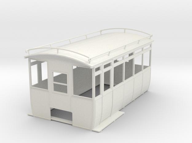 0-32-wolseley-siddeley-railcar-body-1 in White Natural Versatile Plastic