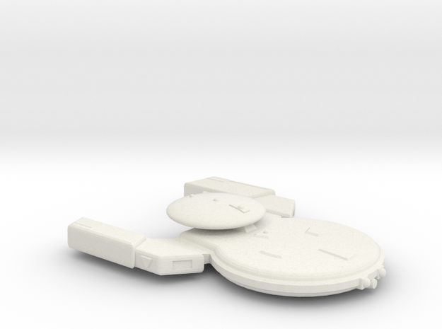 3788 Scale Bolosco Exchanger MGL in White Natural Versatile Plastic
