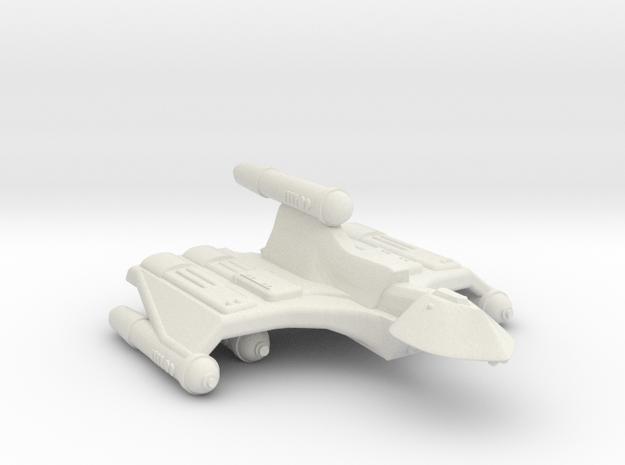 3125Scale Romulan OmniHawk+ Light Dreadnought MGL in White Strong & Flexible