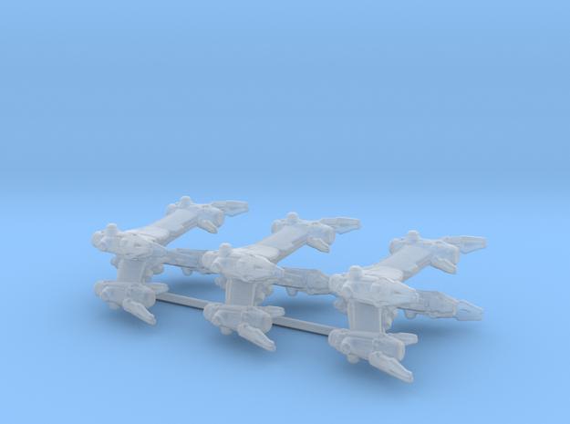 EA Starfury Aurora Fighter 3-Pack