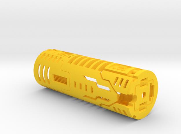 Destiny-P1 in Yellow Processed Versatile Plastic