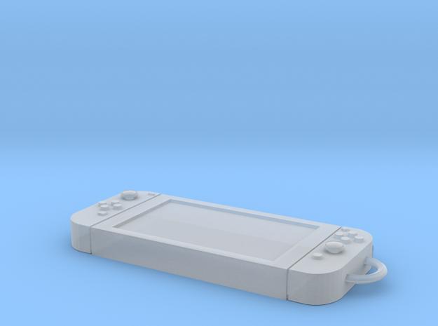 Nintendo Switch keychain in Smooth Fine Detail Plastic