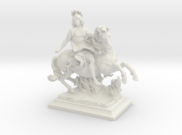 Equestrian Statue of King Louis XIV of France, Lou