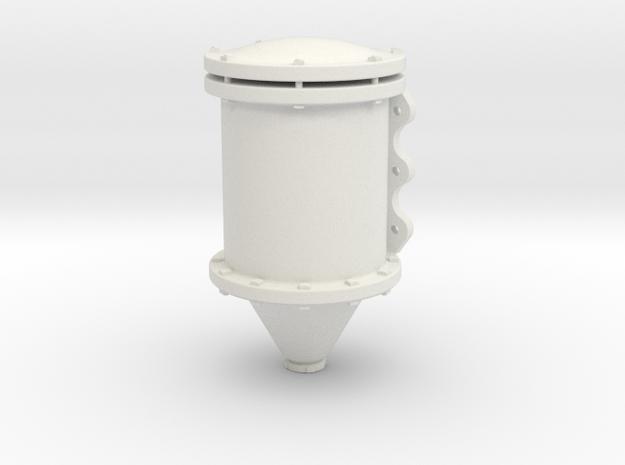 Brake Cylinder in White Natural Versatile Plastic