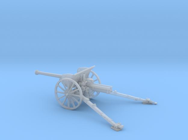 1/56 IJA Type 90 75mm Field Gun (horse drawn) in Smooth Fine Detail Plastic