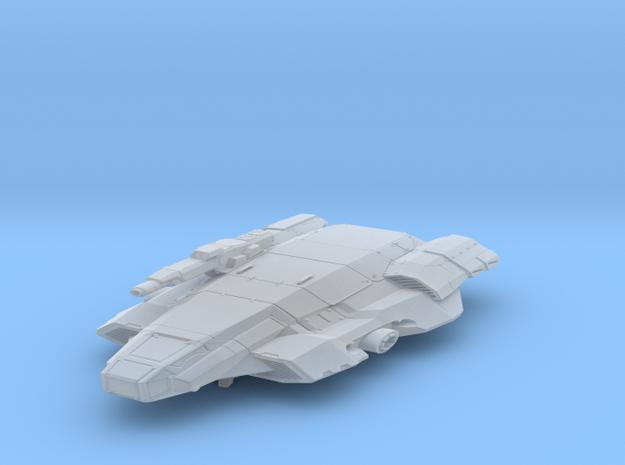 Hawk att ship in Smooth Fine Detail Plastic