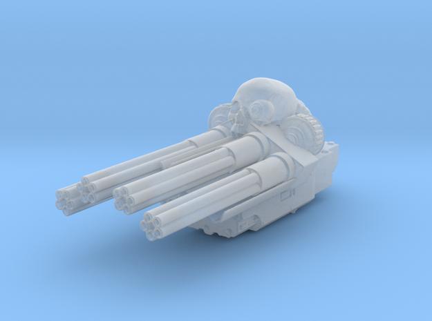 Salvager Ramparts Chaincannon Turret