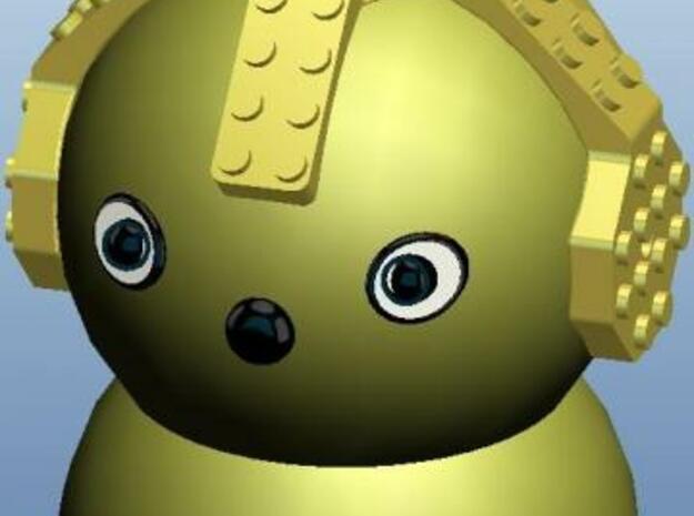 brick base and potato head 3d printed add bricks or potato head accessories