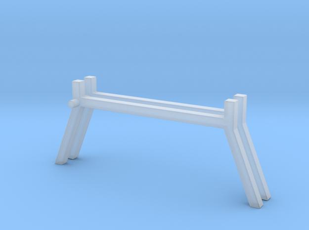 1/64 Ladder Rack 2 in Smooth Fine Detail Plastic