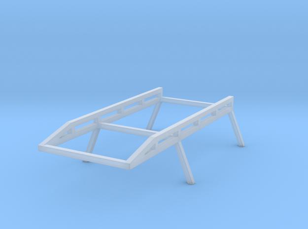 1/64 Ladder Rack 3 in Smooth Fine Detail Plastic