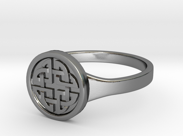 celticring012 in Polished Silver