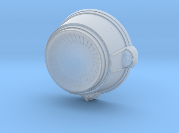 1/537 TMP Deflector Dish in Smooth Fine Detail Plastic