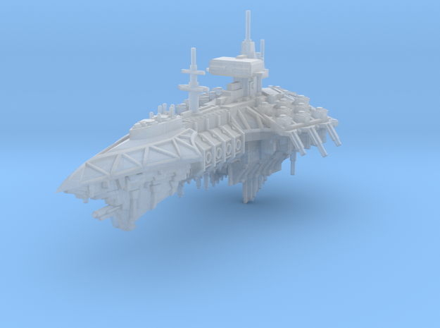 Pagan Light Cruiser in Smooth Fine Detail Plastic