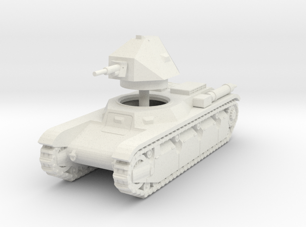 1/100 (15mm) AMX 38 in White Strong & Flexible