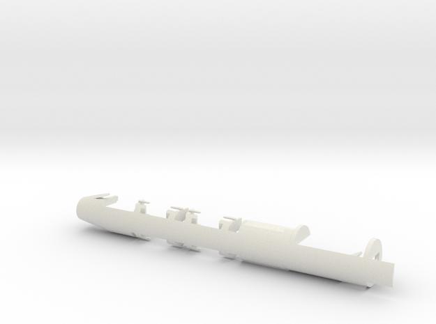18-GIVSP-144scale-Interior-ExecAftGalley-12-5 in White Natural Versatile Plastic