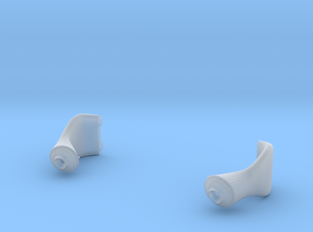 late version air scoops for 1/20th McLaren MP4/4