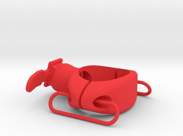 Bontrager Flare / Flare RT Trek Domane Seat Post M in Red Processed Versatile Plastic