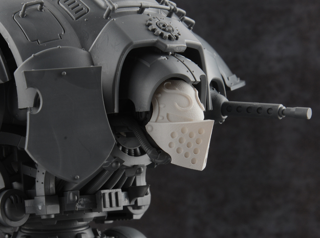 Custodian Guard - Face Plate