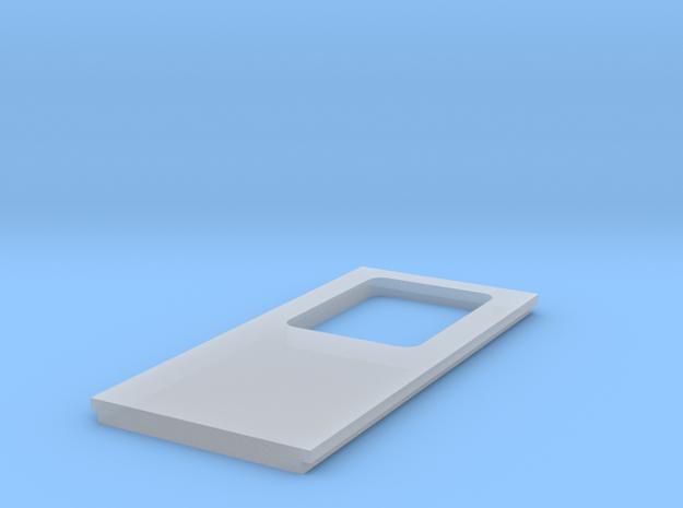 Bale wagon door in Smooth Fine Detail Plastic