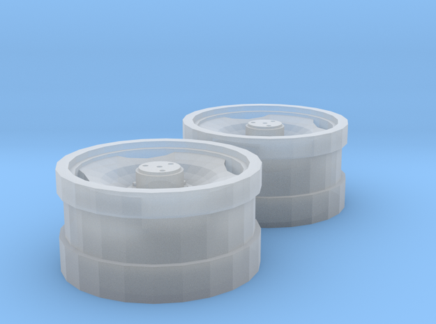 FWA Rims For Standi 16.9-34 in Smooth Fine Detail Plastic