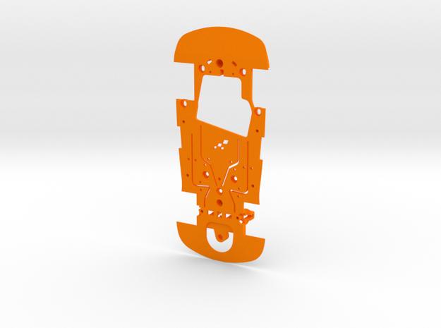 SC-9117b Chasis RS Viper  SRT-GTS bancada RT-4 in Orange Processed Versatile Plastic