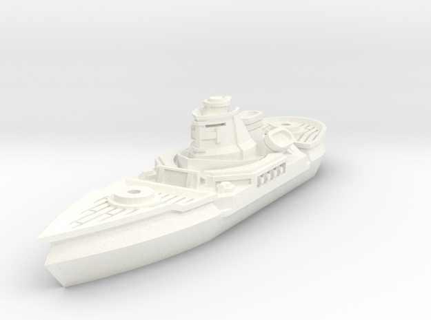 Soldat Class Light Cruiser