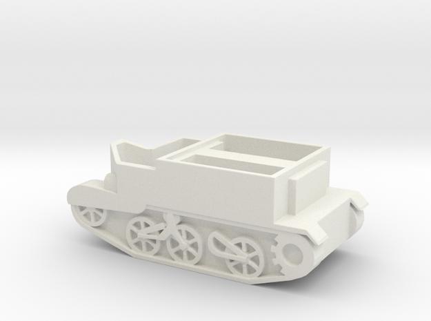 Universal (Bern Carrier  in White Natural Versatile Plastic