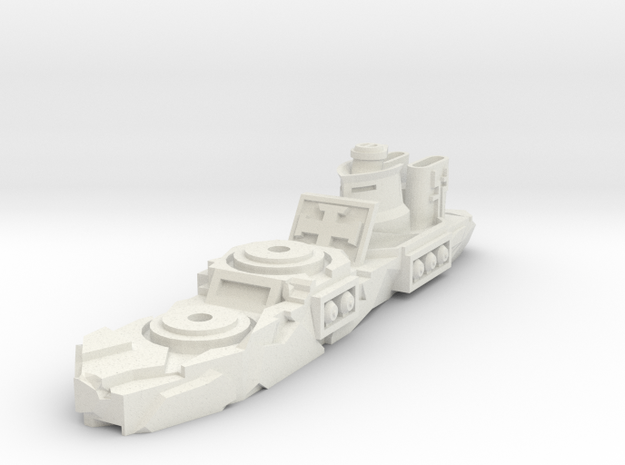 Eisdrache Class Gunship