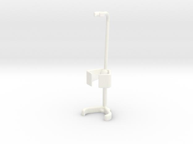 MOTUC King Grayskull´s Swordholder in White Processed Versatile Plastic