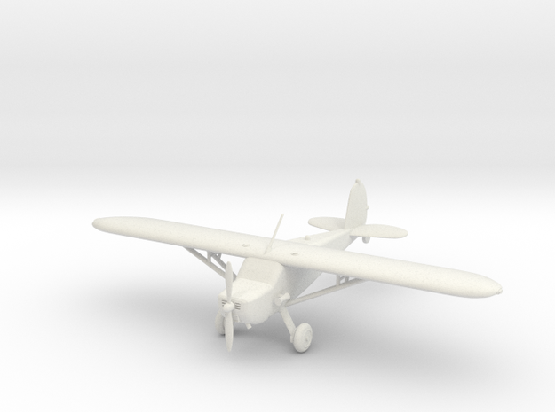 Cessna 120 in White Strong & Flexible