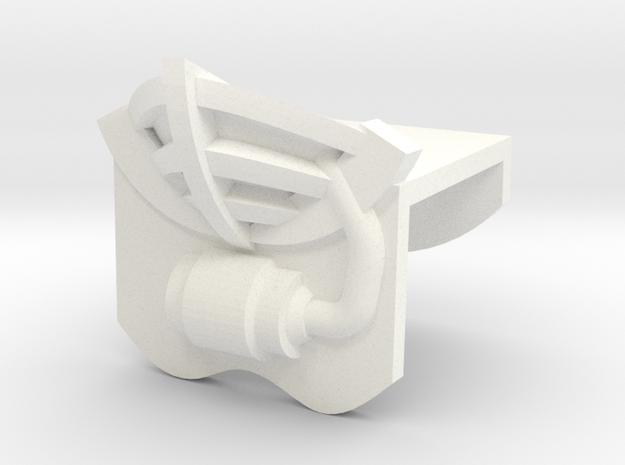 armssans in White Processed Versatile Plastic