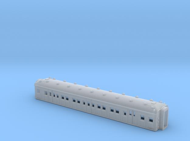BCPL - Victorian Railways BCPL Class Car w/ guards in Smooth Fine Detail Plastic