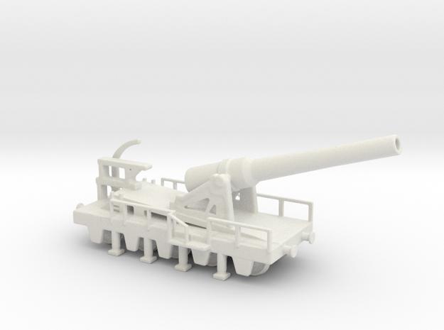 canon de 240 sur affut truc mle 70-81 1/76 railway