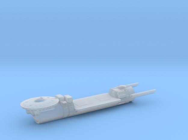 Confederation Fleet Tender in Smooth Fine Detail Plastic