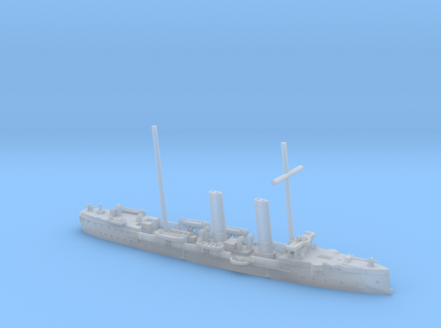 SMS Panther 1/1250 (with mast) in Smooth Fine Detail Plastic