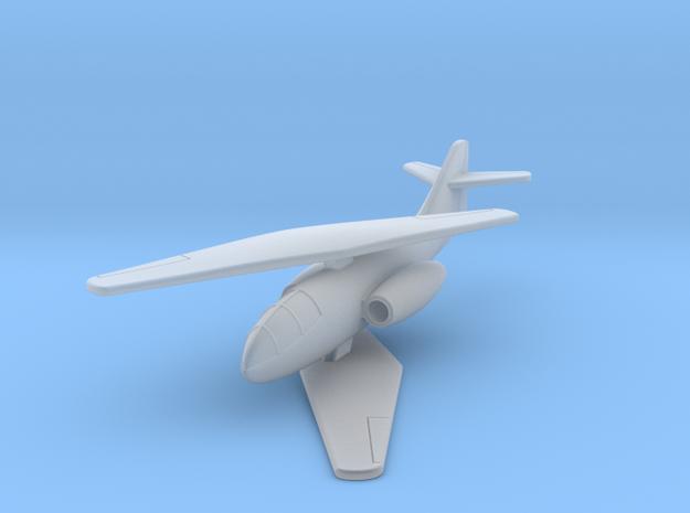 (1:285) Messerschmitt Me P.1109 in Smooth Fine Detail Plastic