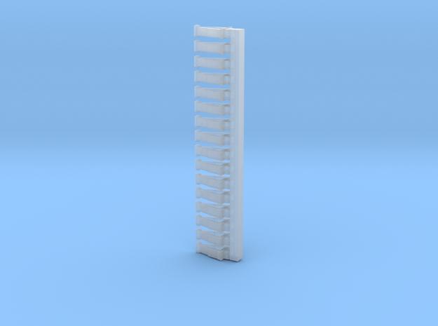 Roco plan V en T veren 16 stuks in Smoothest Fine Detail Plastic