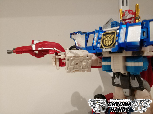 Omega Prime 5mm weapon adapter