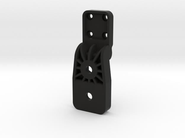 "Preston HU3 to CineRT LED Display Plus 1/4"" UNC in Black Natural Versatile Plastic"