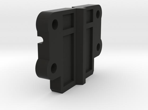 Tamiya M05 3racing Antiroll Bar Adapter Plate in Black Natural Versatile Plastic