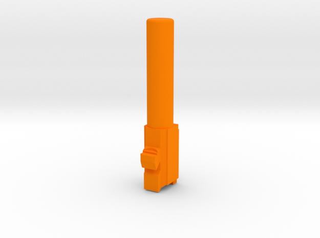 G30S Training Barrel in Orange Processed Versatile Plastic