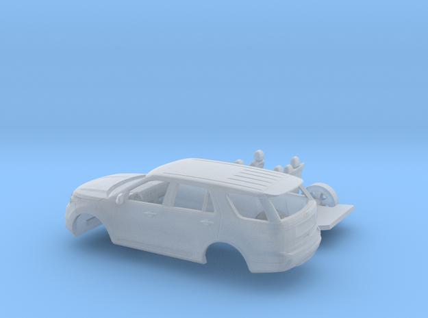1/87 2011 Ford Explorer Kit