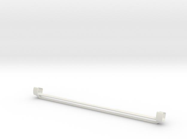 Tobii Eye Tracker 4C mount for Microsoft Surface in White Natural Versatile Plastic